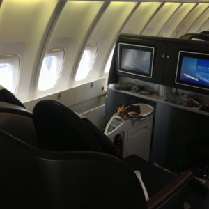 United Business Class