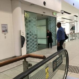 SYD Entrance
