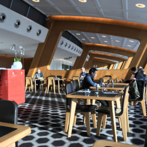 SYD Dining Area