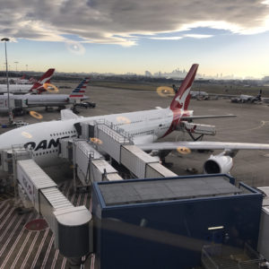 SYD Tarmac Views
