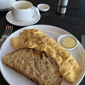 Whole Egg Omelette