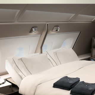 New SQ A380 Double Suites