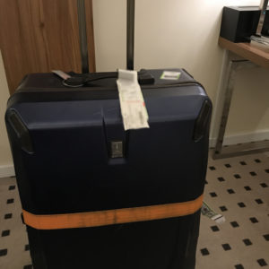 Bag Arrived!