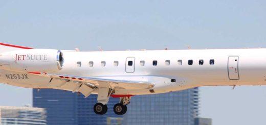 JetSuiteX Embraer 135
