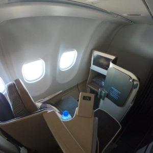 Seat 7A (Bulkhead)