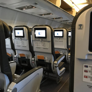 Icelandair B757-200 Slimline Seats