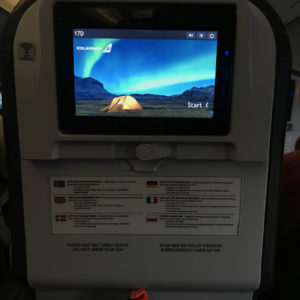 Nice IFE Screens