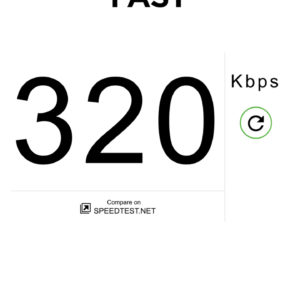 2nd Speedtest