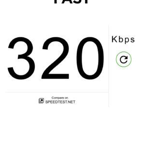 2nd Speedtest