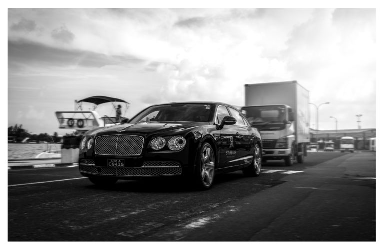 The St. Regis Bentley Flying Spur W12