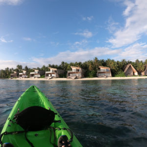 Kayaking near Family Villas