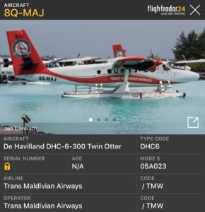 8Q-MAJ Flightradar24