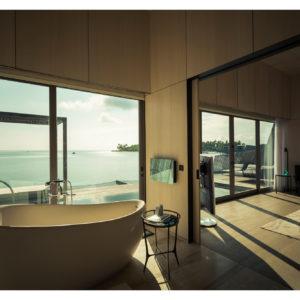 Master Bathroom/Bedroom