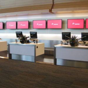 Opening New Terminal 2 SFO