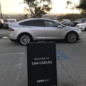 San Carlos Airport Pickup