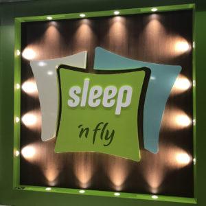 sleep 'n fly DXB