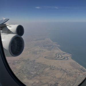 Taking Off from DXB
