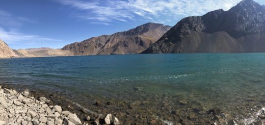 Embalse El Yeso, Chile
