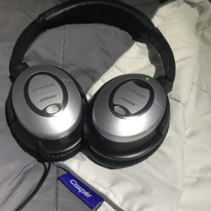 Bose Headset & Casper Blanket