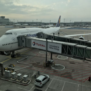 Lufthansa B747-8i