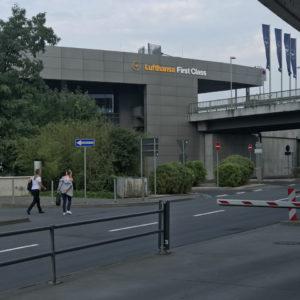 Lufthansa First Class Terminal @ FRA