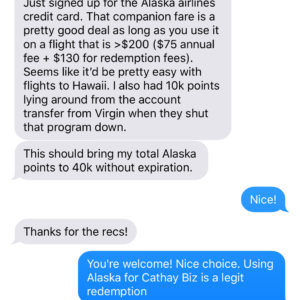Credit Card Advice