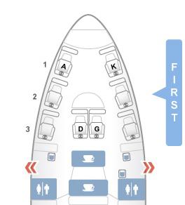 LH First 747-8i