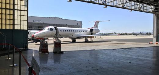 JetSuiteX E135 @ BUR