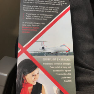 JetSuiteX Brochure