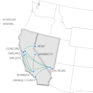 Route Map as of 6-5-18