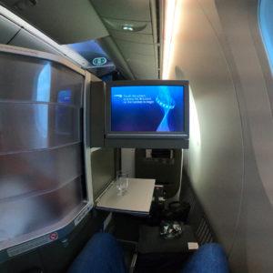 Seat 6A B787-9