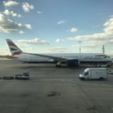 British Airways B787-9