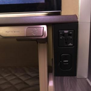 AC Power & HDMI Port