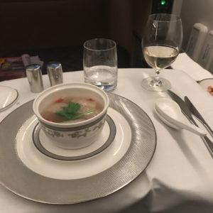 Silky Hen Soup