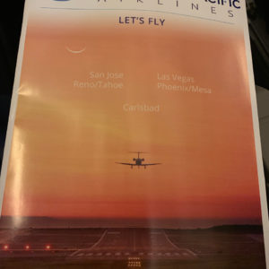 California Pacific Airlines Magazine