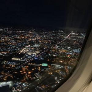 Departing SJC