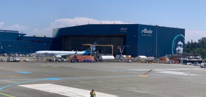 Alaska Airlines SEA