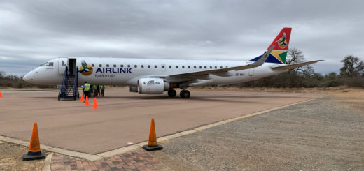 Airlink E190 @ HDS