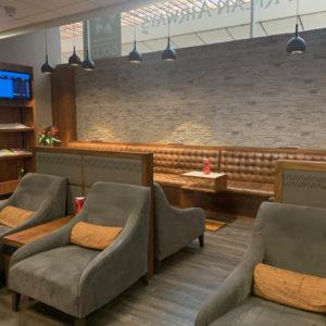 SAA Lounge JNB