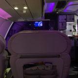 Alaska First Class A320