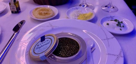 Caviar & Champagne
