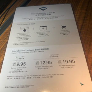 WiFi Pricing