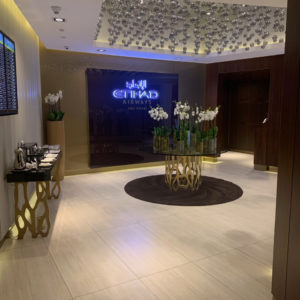 Etihad First Class Lounge & Spa AUH