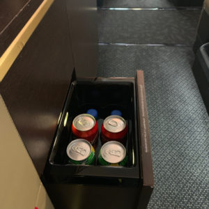 Drink Cooler in Apartment