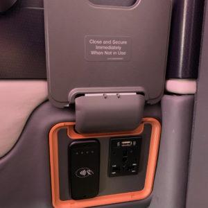 97D Seat Power