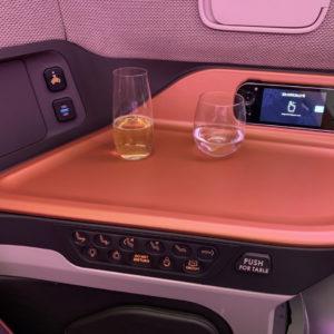 97D Seat Controls