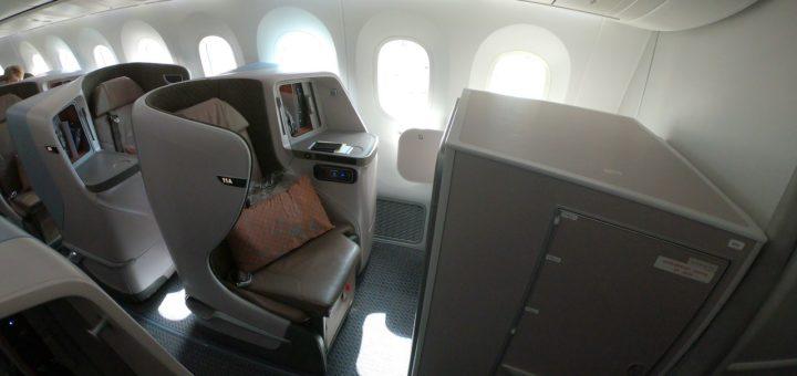 Seat 11A B787-10