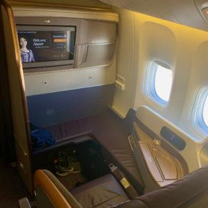 Seat 15K B777-300ER