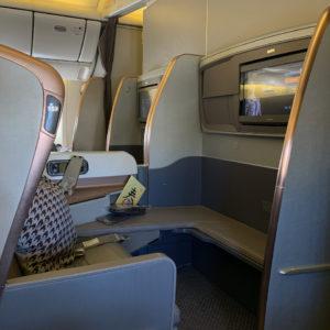 Seat 15F B777-300ER