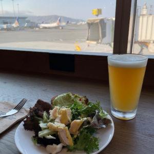Light Meal w/ Beer
